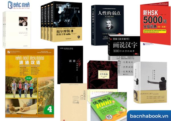 Top 15 sách tiếng Trung bạn nên đọc thử